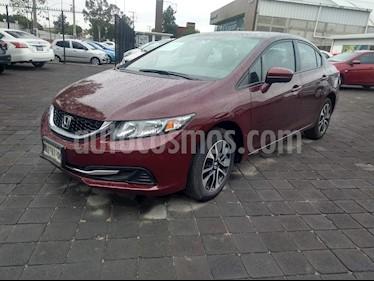 Foto Honda Civic EX usado (2014) color Rojo Camelia precio $180,000