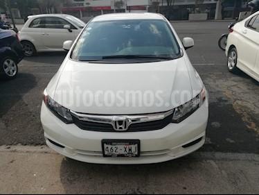 Foto venta Auto usado Honda Civic EX (2012) color Blanco precio $152,000