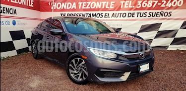 Foto Honda Civic EX usado (2017) color Acero precio $245,000