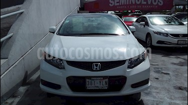 Foto venta Auto usado Honda Civic EX (2012) color Blanco Marfil precio $160,000