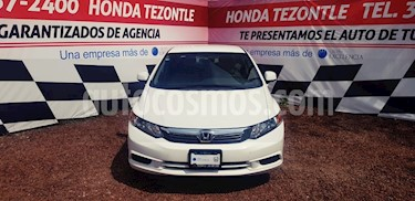 Foto Honda Civic EX usado (2012) color Blanco Marfil precio $145,000