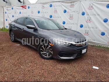 Foto venta Auto Seminuevo Honda Civic EX (2017) color Acero precio $265,000