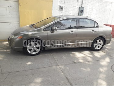 Foto venta Auto usado Honda Civic EX (2008) color Plata precio $95,000