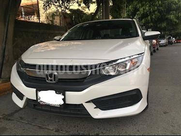 Foto Honda Civic EX usado (2017) color Blanco precio $256,000