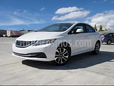 Foto Honda Civic EX usado (2013) color Blanco precio $168,000