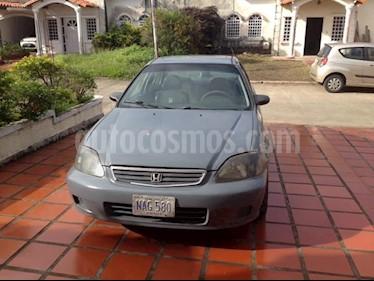Honda Civic Ex usado (2000) color Gris precio u$s1.300