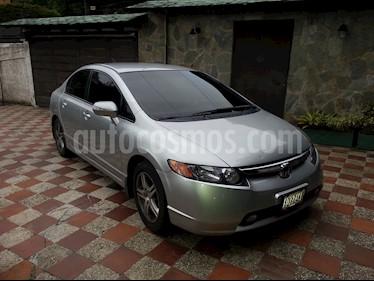 Foto venta carro Usado Honda Civic EXI Auto. (2008) color Plata precio BoF4.700