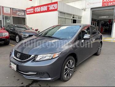 Foto Honda Civic EXL 1.8L Aut NAVI usado (2013) color Antracita precio $188,000