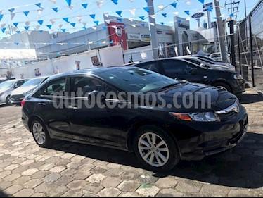 Foto venta Auto Seminuevo Honda Civic EXL 1.8L Aut (2012) color Negro precio $159,500