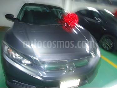 Foto venta Auto usado Honda Civic EXL 1.8L Aut (2012) color Plata precio $165,001