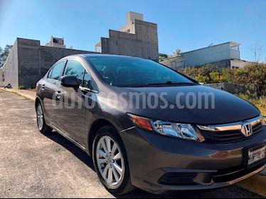 Foto Honda Civic EXL 1.8L Aut usado (2012) color Tungsteno precio $165,000