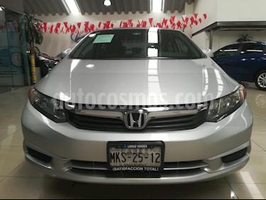 Foto venta Auto usado Honda Civic EXL 1.8L Aut (2012) color Plata precio $152,000