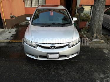 Foto venta Auto usado Honda Civic EXL 1.8L Aut (2010) color Plata precio $110,000