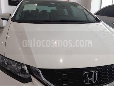 Foto venta Auto usado Honda Civic EXL 1.8L (2014) color Blanco precio $200,000