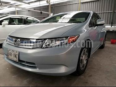 Foto venta Auto usado Honda Civic Hibrido (2012) color Plata precio $165,000