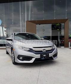 Foto Honda Civic i-Style Aut usado (2018) color Plata precio $330,000