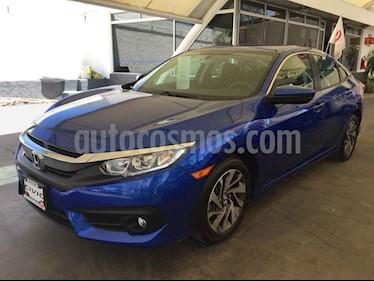 Foto venta Auto usado Honda Civic i-Style Aut (2018) color Azul precio $339,000