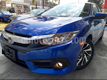 Foto venta Auto usado Honda Civic i-Style Aut (2018) color Azul precio $350,000