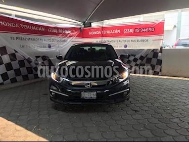 Foto venta Auto usado Honda Civic i-Style Aut (2019) color Negro Cristal precio $325,000