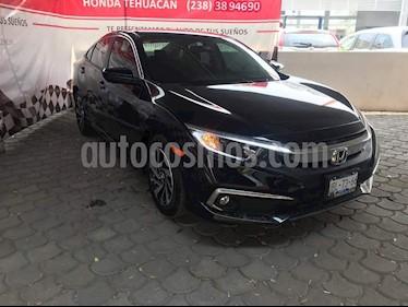 Foto venta Auto usado Honda Civic i-Style Aut (2019) color Negro Cristal precio $345,000