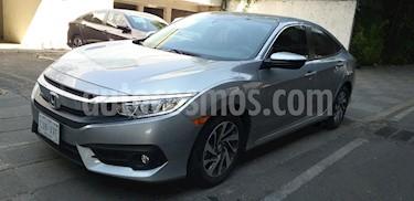 Foto venta Auto usado Honda Civic i-Style Aut (2018) color Plata precio $338,000
