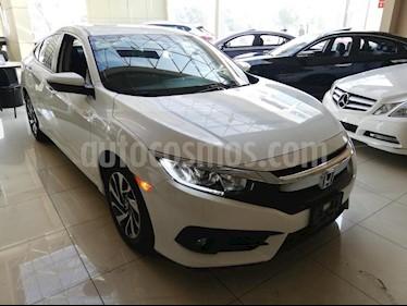 Foto venta Auto usado Honda Civic i-Style Aut (2018) color Blanco precio $298,000