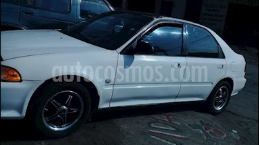 Foto venta Carro Usado Honda Civic is 1.4l (1992) color Blanco precio $5.700.000