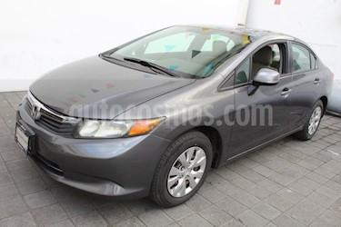 Foto Honda Civic LX 1.8L usado (2012) color Antracita precio $130,000