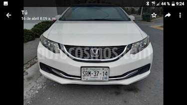 Foto Honda Civic LX 1.8L usado (2013) color Blanco Marfil precio $175,000