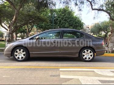Foto venta Auto Usado Honda Civic LX 1.8L (2010) color Gris precio u$s9,950