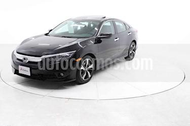 Honda Civic 4 pts. Touring usado (2018) color Negro precio $359,000