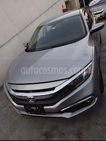Honda Civic i-Style Aut usado (2020) color Acero precio $363,000