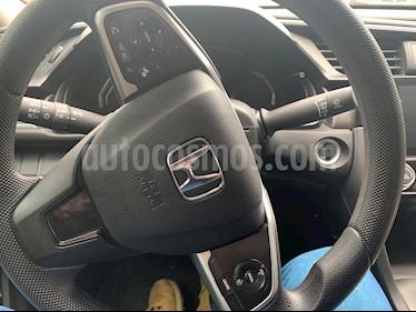 Honda Civic i-Style Aut usado (2019) color Blanco Marfil precio $306,000