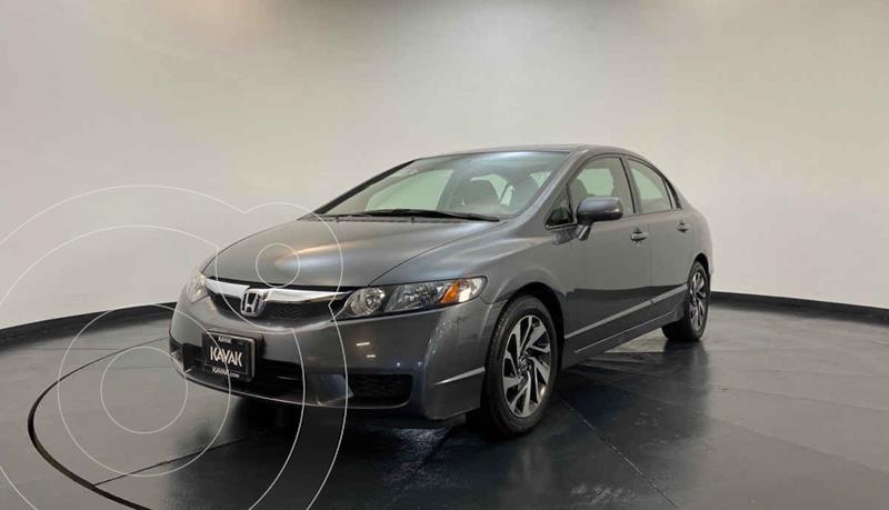 Honda Civic EX 1.8L Aut usado (2011) color Gris precio $137,999