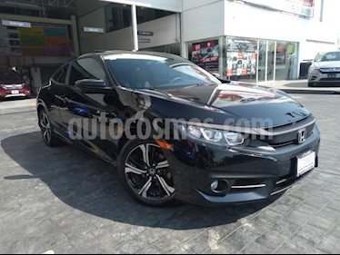 Foto Honda Civic Coupe Turbo Aut usado (2016) color Negro precio $289,000