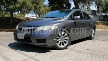 Honda Civic 4P EX SEDAN TM5 QC RA-16 usado (2010) color Gris precio $119,000