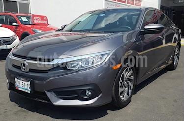 Honda Civic i-Style Aut usado (2018) color Acero precio $305,000