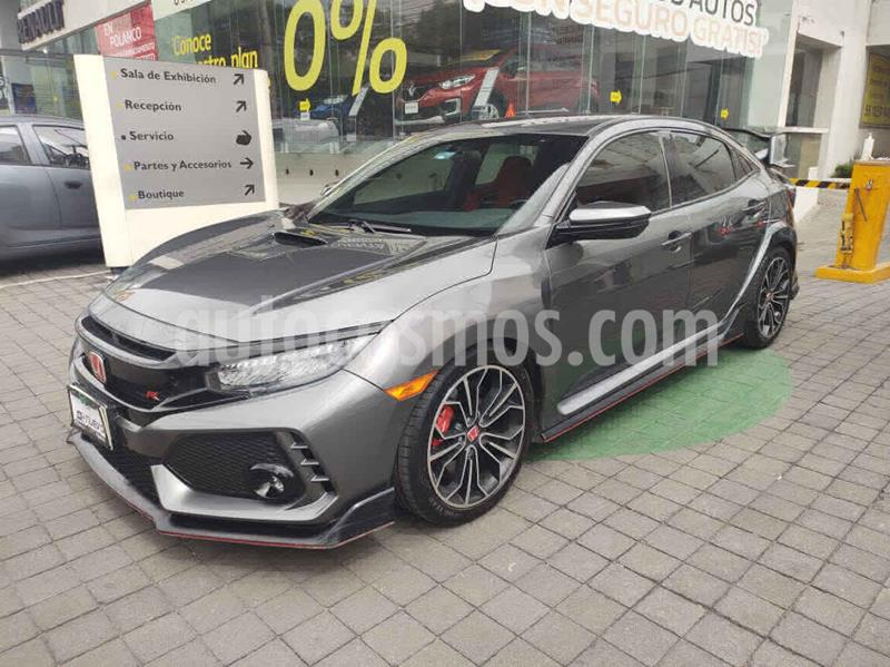 Honda Civic Type R usado (2018) color Gris precio $539,000