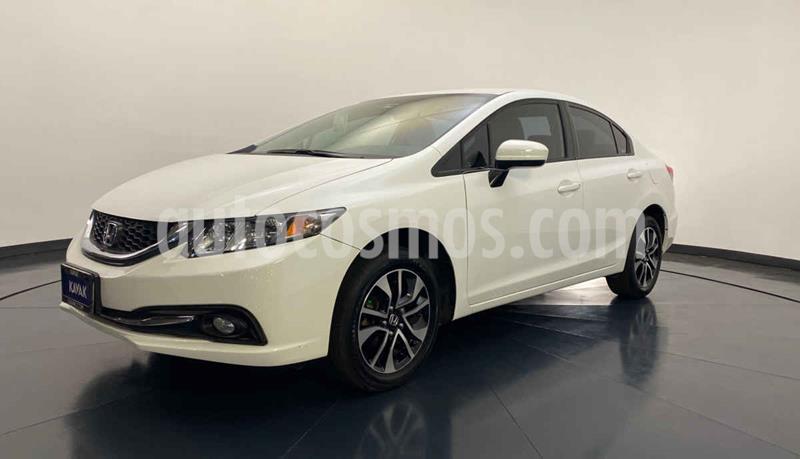 Honda Civic LX 1.8L usado (2014) color Blanco precio $177,999