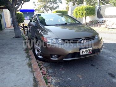 Honda Civic Coupe EX 1.8L Aut usado (2008) color Ocre precio $96,000