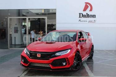 Honda Civic Type R usado (2018) color Rojo precio $659,000