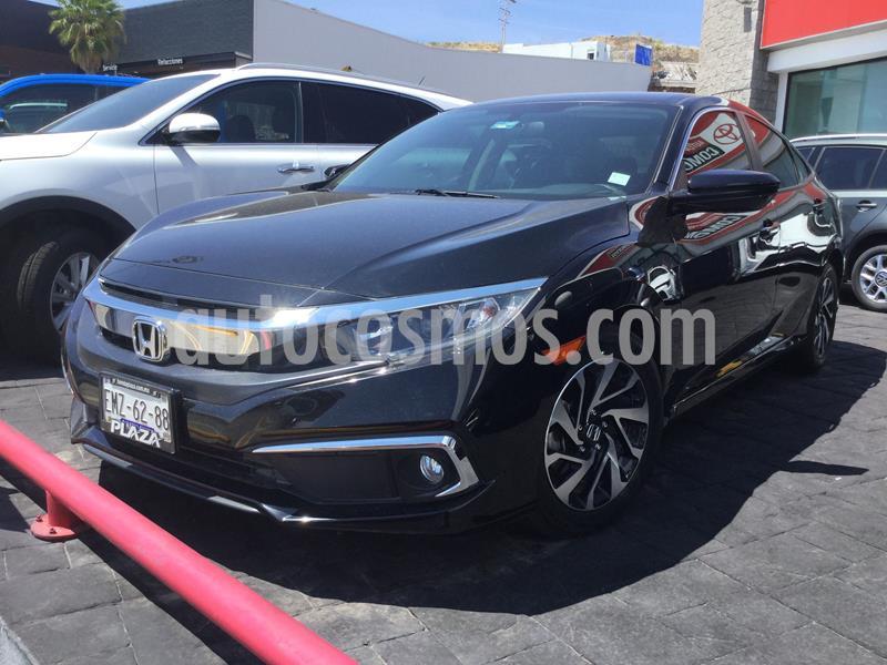 Honda Civic i-Style Aut usado (2019) color Negro precio $335,000