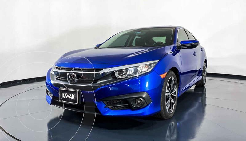 Foto Honda Civic Coupe Turbo Aut usado (2018) color Azul precio $317,999