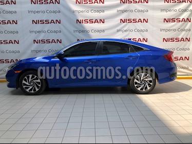 Honda Civic i-Style Aut usado (2019) color Azul Deportivo precio $345,000