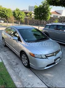 Honda Civic EX usado (2006) color Plata precio $85,000