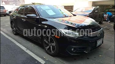 Honda Civic Touring Aut usado (2018) color Negro precio $375,000