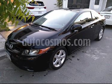 Honda Civic Coupe EX 1.8L usado (2006) color Negro precio $98,000