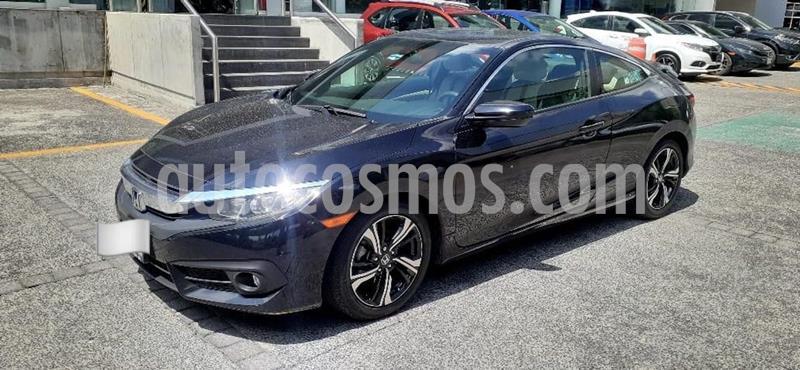 Foto Honda Civic Coupe Turbo Aut usado (2016) color Negro precio $289,000