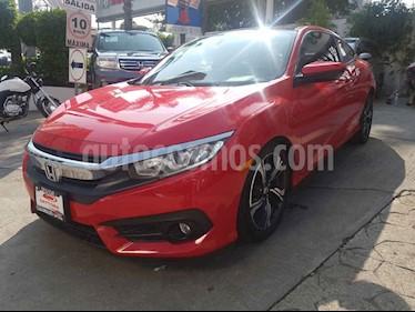 Foto Honda Civic Coupe Turbo Aut usado (2017) color Rojo precio $319,000
