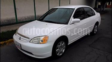 Honda Civic LX 1.7L Aut usado (2002) color Blanco precio $38,000